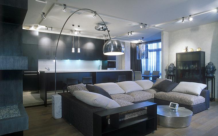 Фото № 27322 гостиная  Квартира