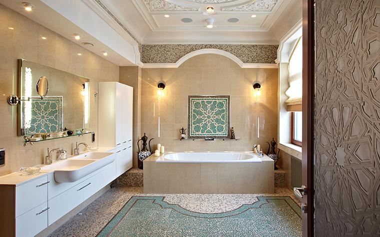 Квартира. ванная из проекта , фото №27354