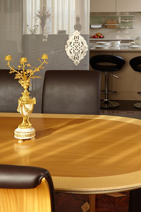 интерьер столовой - фото № 27351