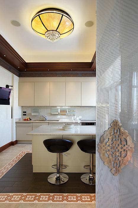 Фото № 27347 кухня  Квартира