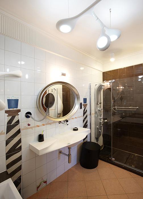 Фото № 27353 ванная  Квартира