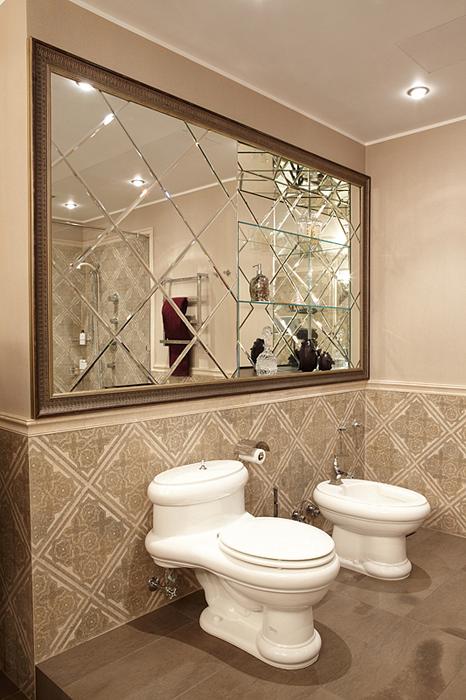 Квартира. ванная из проекта , фото №27476