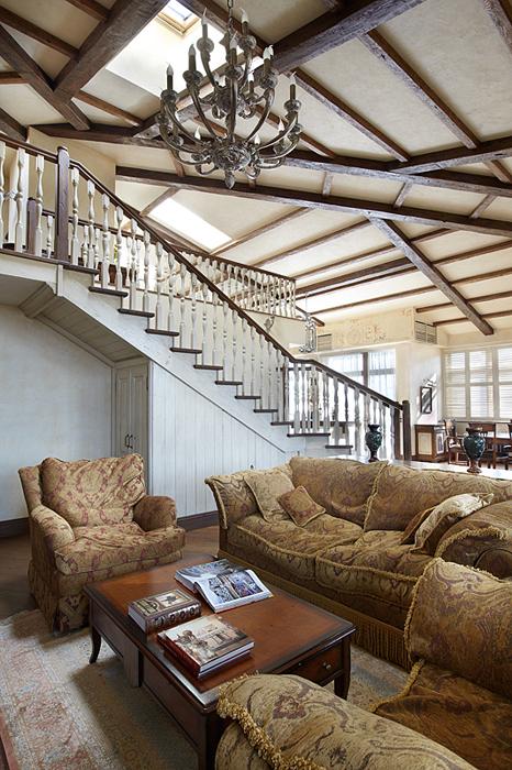 интерьер гостиной - фото № 27504