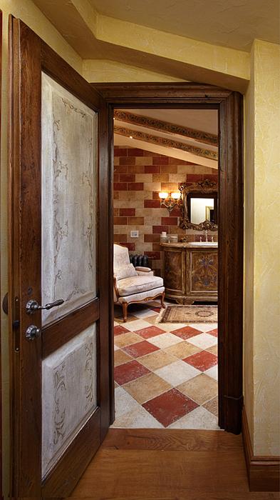 Фото № 27516 ванная  Квартира