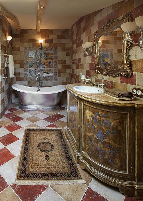 Фото № 27517 ванная  Квартира