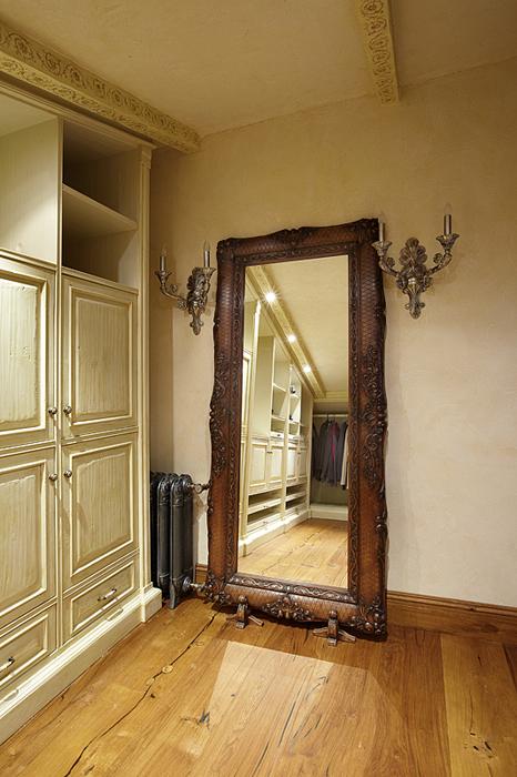 интерьер гардеробной - фото № 27515