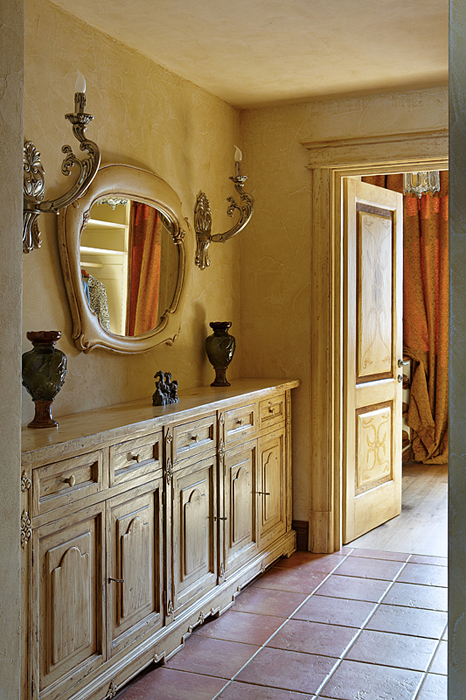 интерьер гардеробной - фото № 27522