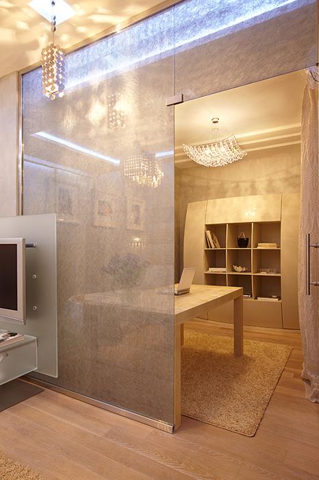 Квартира. кабинет из проекта , фото №27533