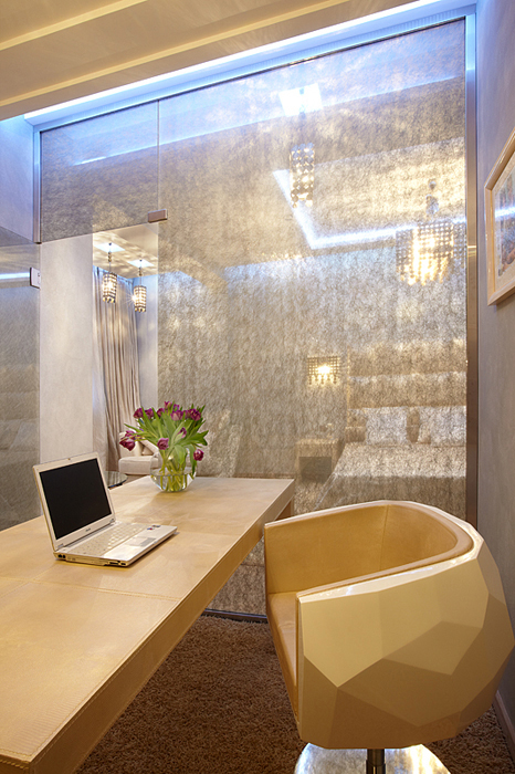 Квартира. кабинет из проекта , фото №27534