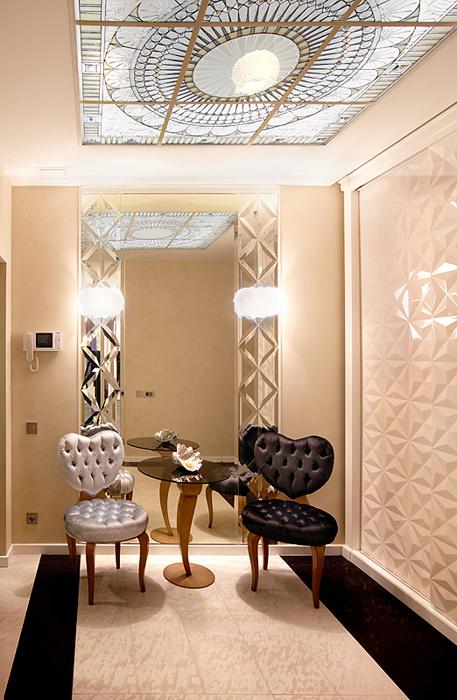 Квартира. холл из проекта , фото №27539