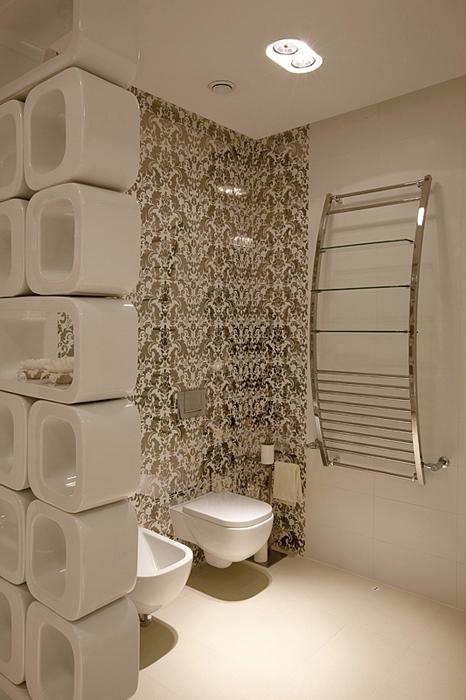 интерьер ванной - фото № 27536