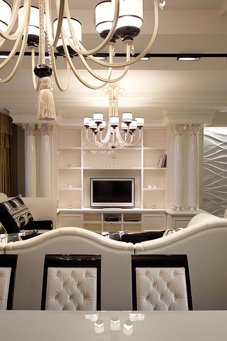 Фото № 27525 гостиная  Квартира