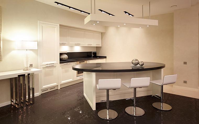 Квартира. кухня из проекта , фото №27529