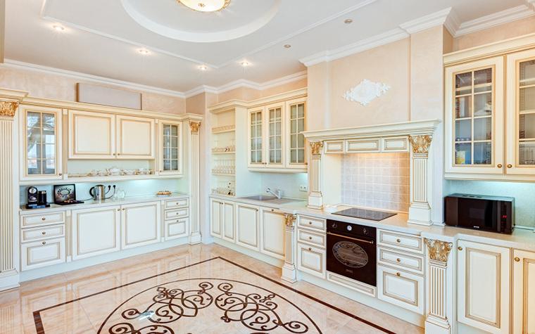 Фото № 27559 кухня  Квартира