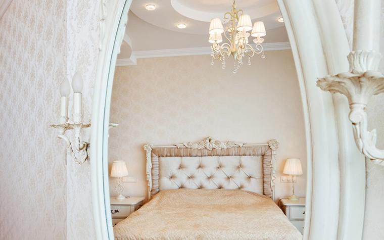 Фото № 27551 спальня  Квартира