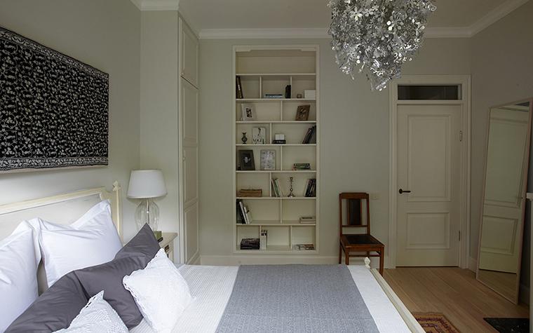 интерьер спальни - фото № 27579