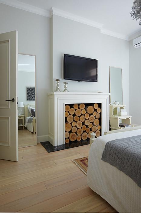 интерьер спальни - фото № 27580