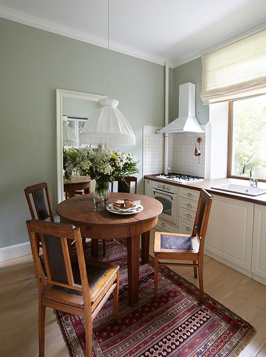 Фото № 27585 кухня  Квартира