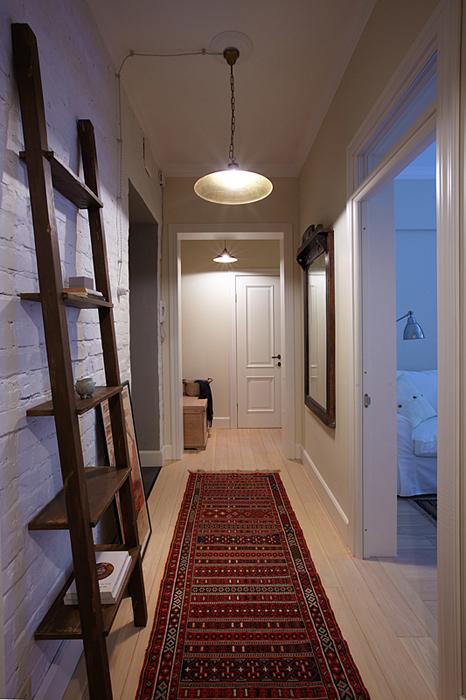 Квартира. холл из проекта , фото №27588