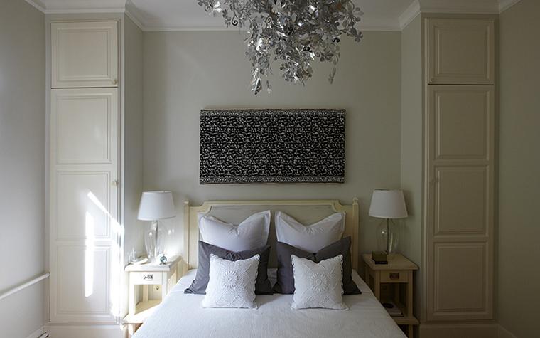 интерьер спальни - фото № 27577
