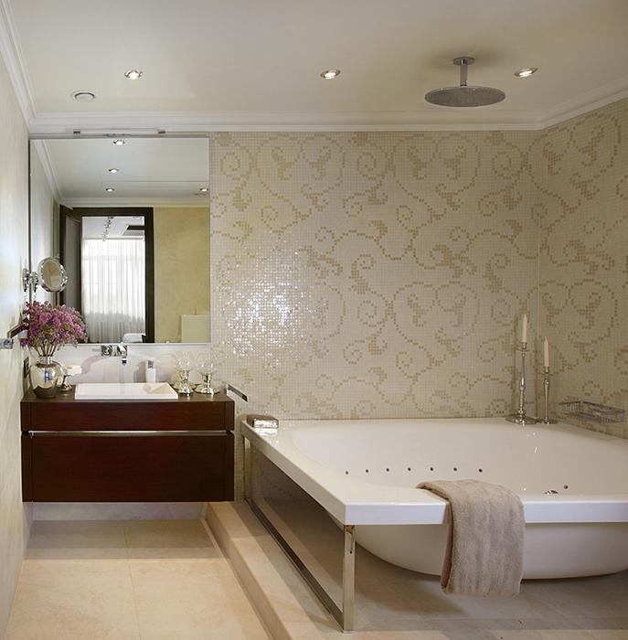 интерьер ванной - фото № 27678