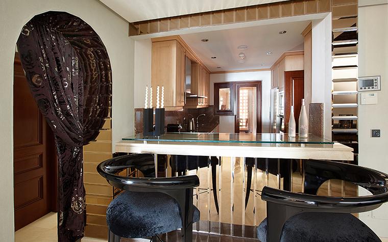 Квартира. кухня из проекта , фото №27729