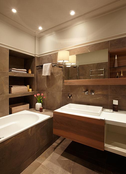 Квартира. ванная из проекта , фото №27744