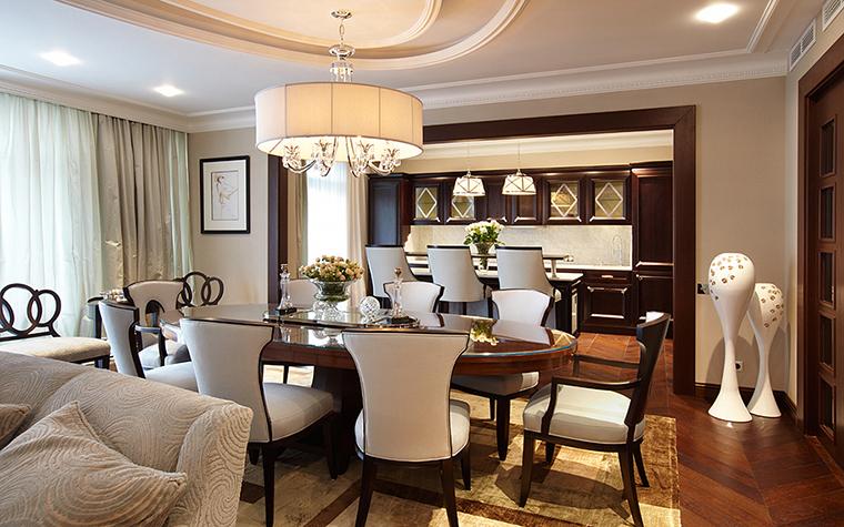 Квартира. кухня из проекта , фото №27850