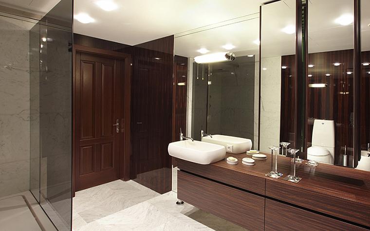 Квартира. ванная из проекта , фото №27859