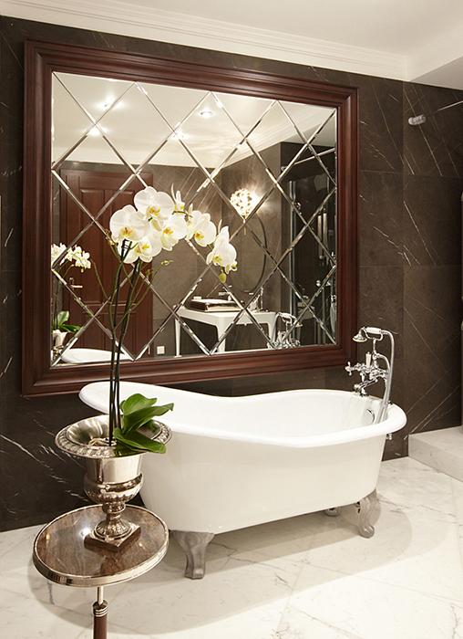 Квартира. ванная из проекта , фото №27860