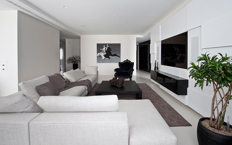 интерьер гостиной - фото № 27902