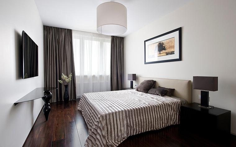 интерьер спальни - фото № 29597