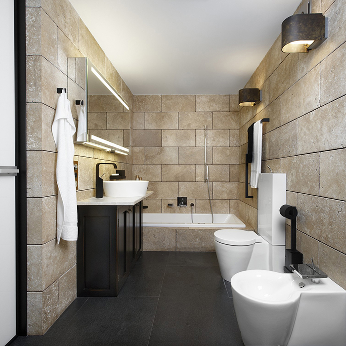 Квартира. ванная из проекта , фото №27927