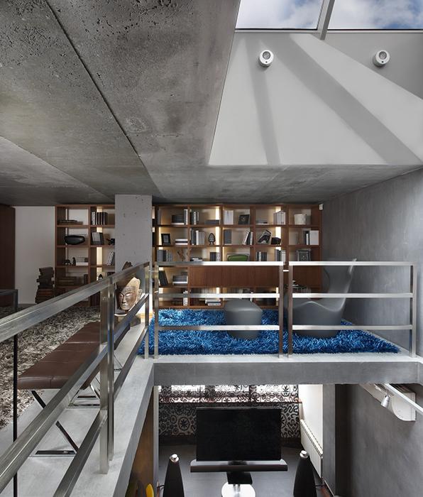 Квартира. кабинет из проекта , фото №27922