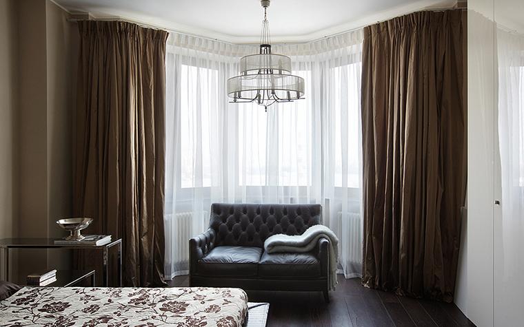 интерьер спальни - фото № 27965