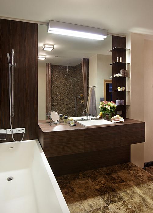 интерьер ванной - фото № 27968