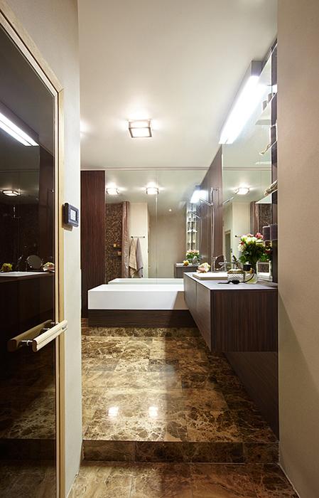 интерьер ванной - фото № 27969