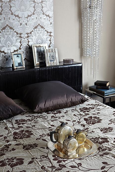 интерьер спальни - фото № 27963