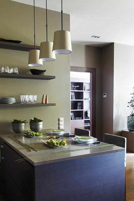 Квартира. кухня из проекта , фото №28020