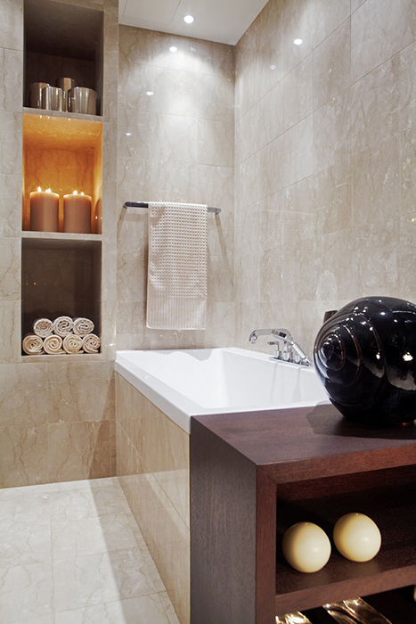 Квартира. ванная из проекта , фото №28032
