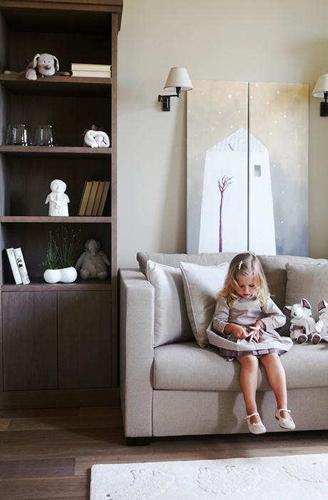 Фото № 28022 детская  Квартира