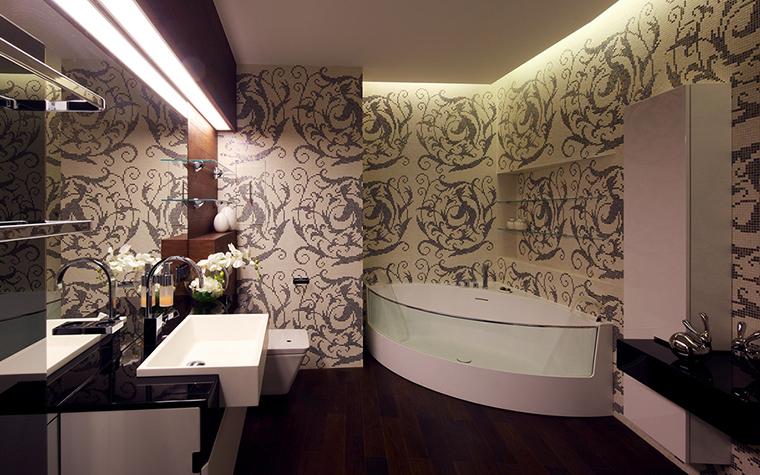 Фото № 28136 ванная  Квартира