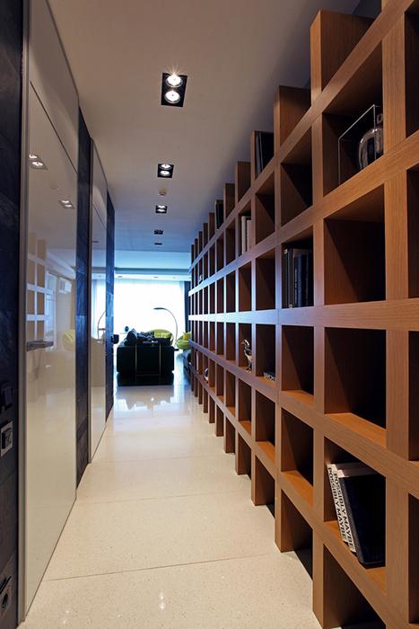 Квартира. холл из проекта , фото №28131