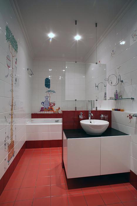 интерьер ванной - фото № 28223