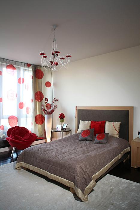 Фото № 28220 спальня  Квартира