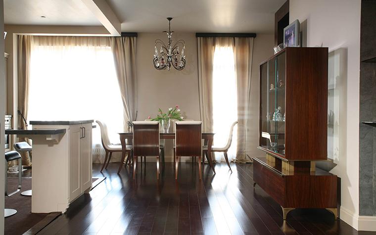 интерьер столовой - фото № 28225