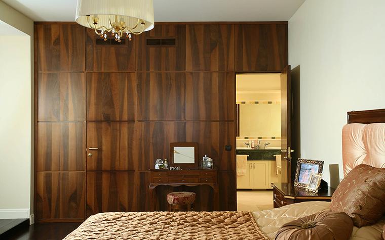 интерьер спальни - фото № 28222