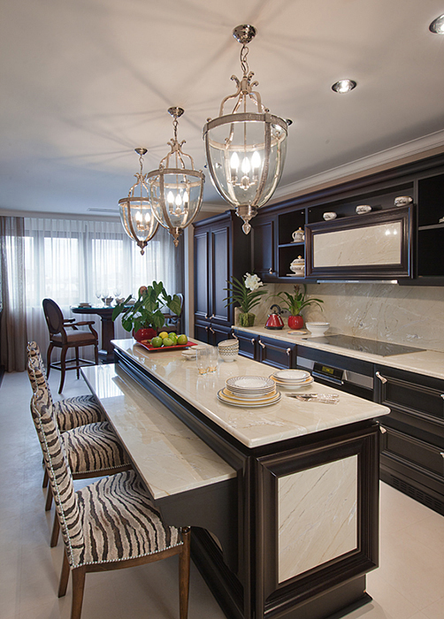 интерьер кухни - фото № 28233