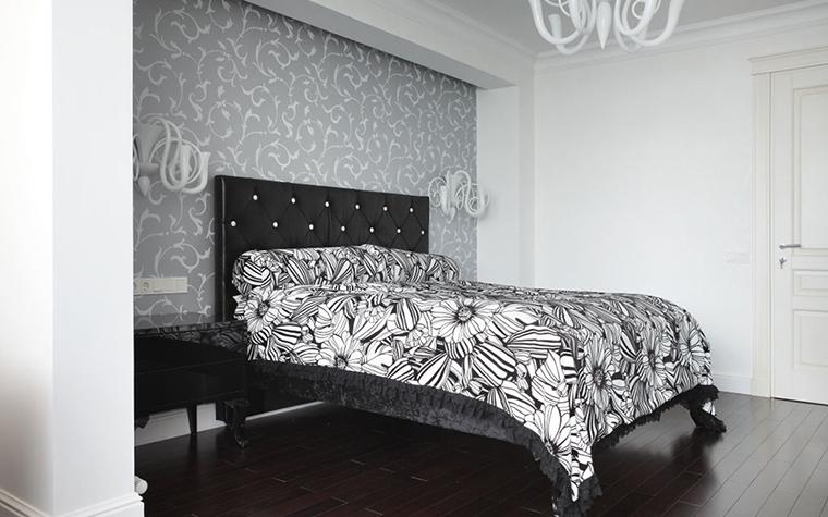 Квартира. спальня из проекта , фото №28392