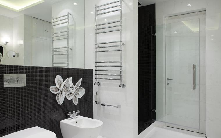 Квартира. ванная из проекта , фото №28402